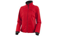 Columbia Women's Landlash Softshell Jacket cherrybomb